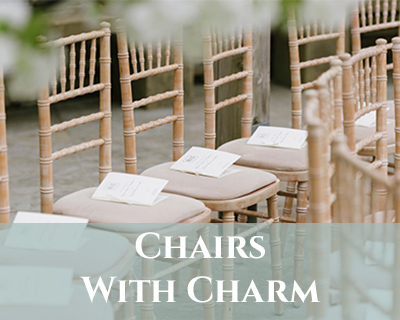 wedding chairs decoration