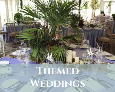 themed weddings ireland