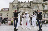 wedding at Lough Eske Castle Donegal
