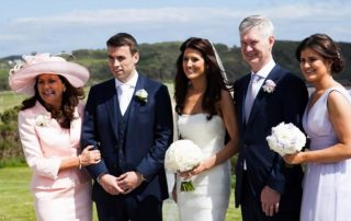 Seamus Coleman's wedding in Donegal