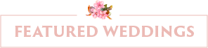 Featured Weddings Icon
